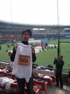 千葉マリンマラソン2009