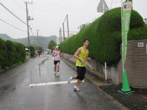 きょなんヒルズマラソン10km