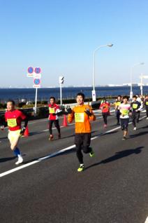 2013千葉マリンマラソン