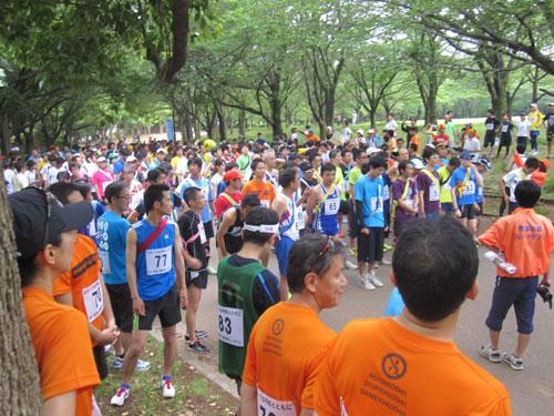 青葉の森リレーマラソン2013