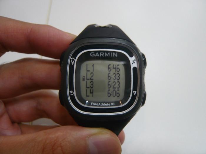 GARMIN ForeAthlete 10J