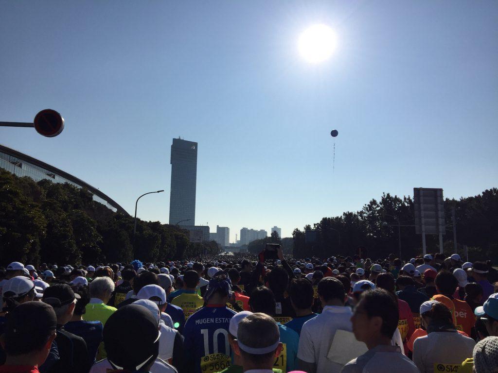 2017年千葉マリンマラソン