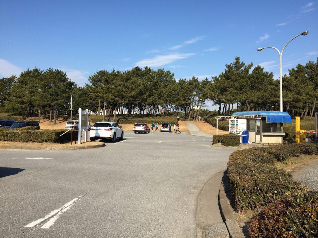 稲毛海浜公園LSD20km