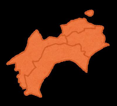 四国地方のフルマラソンの大会