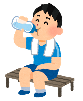 ランニングと脱水症状